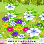 Flower Flower Grow For Me | Children Rhymes