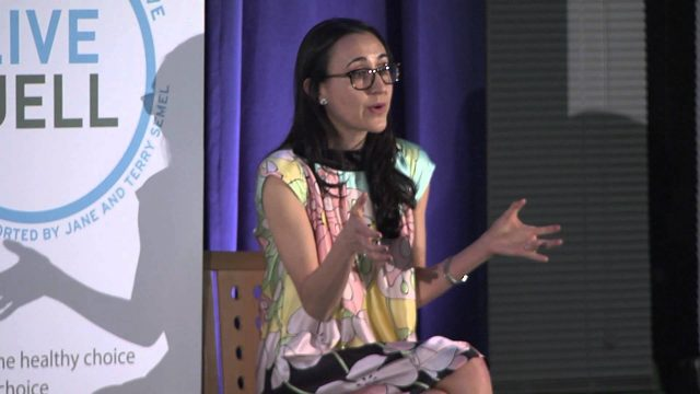 2015 UCLA HCI Symposium: From Healthy Campus to Healthy City