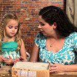 Make a Kid's Garden Stepping Stone – HGTV – Weekday Crafternoon