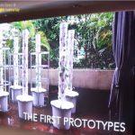 Vertical Aeroponics Gardening and Growing System (FutureME Seminar)