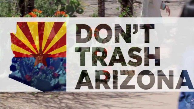 Don't Trash AZ: Desert Botanical Gardens