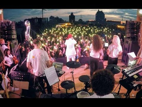 "MONATIK презентация альбома #MONATIKзвучит  ""The roof"" Live"
