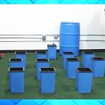 How To Set Up Hydroponics Flood and Drain System (Ebb and Flow)