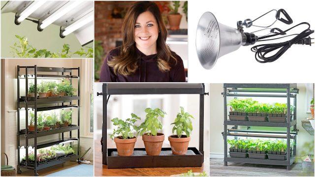 5 Indoor Grow Light System Ideas // Garden Answer