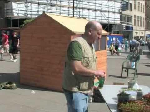 Groundwork Sheffield – Green Roof
