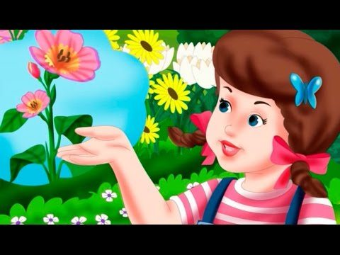 From Root to Flower | Cartoon for kids | Fairy Tale | Story for Children | Stories for Kids