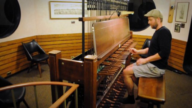 Leonard Cohen Carillon Tribute @ Bok Tower Gardens Carillon