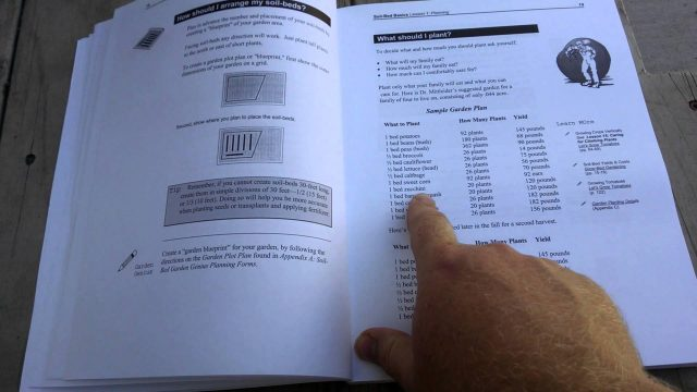 Mittleider Garden Course Book