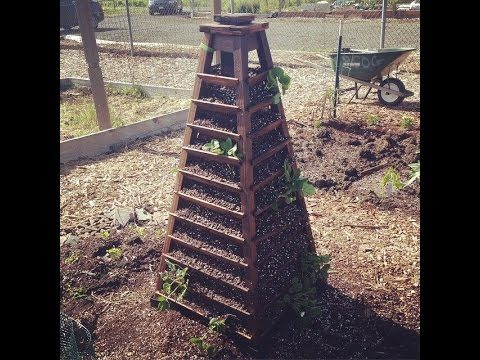 Earth Tower Garden