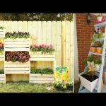 como hacer un jardin vertical casero y economico