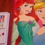 Disney Princess World of Creativity  Decoration Kit Kid Toys