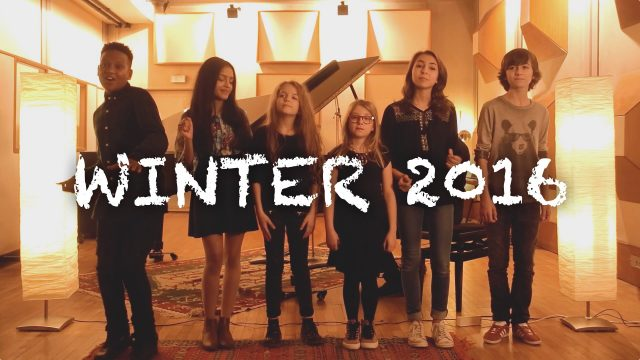 Kids United – Winter 2016 ;-)