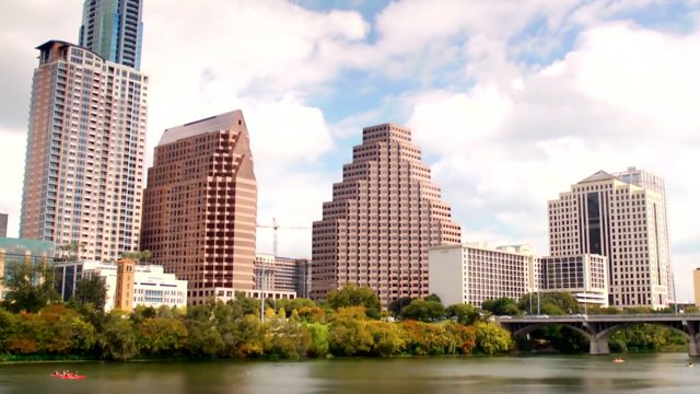 Dell Medical School: Making Austin a Model Healthy City