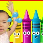 Bad Baby crying and Finger Family | Learn Color With Garden Kids TV – Finger Family Full Collection!