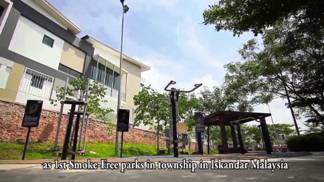1st smart Healthy City & Communities Township In Iskandar Malaysia