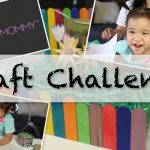 Easy Crafts with Kids – Kids Garden Craft Challenge