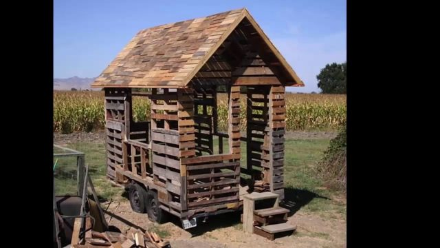 |100 Awesome Ideas! PALLET SHEDS!  | wooden, free, diy, garden,