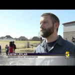 High Five: Holt Middle School Gardening Club Gets Active With Warm Weather