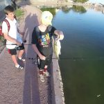 Arizona Bass Fishing at Crystal Gardens