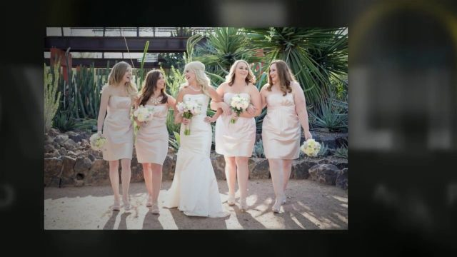 A Wedding in the Desert  Botanical Gardens | Phoenix, Arizona by Love My Life Photography