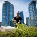 Exploring biodiversity on Canada's largest green roof