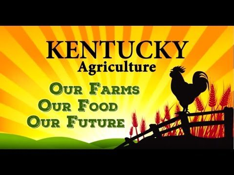 Kentucky Agriculture: Our Farms, Our Food, Our Future