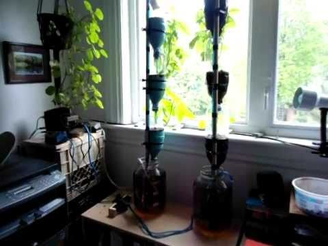 How to Build a Hydroponic Window Farm – Part 1 of 2