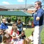 RCS students learn about gardening