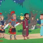 Bible for kids | In the garden | Funny Games