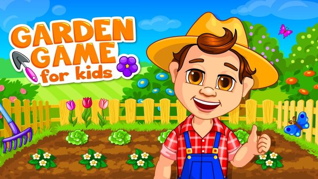 Garden game for kids # Official video