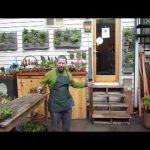 Bamboo Hydroponic Vertical Gardens