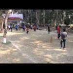 Nahar garden cricket Session. …LAW DEPT.SMUCT