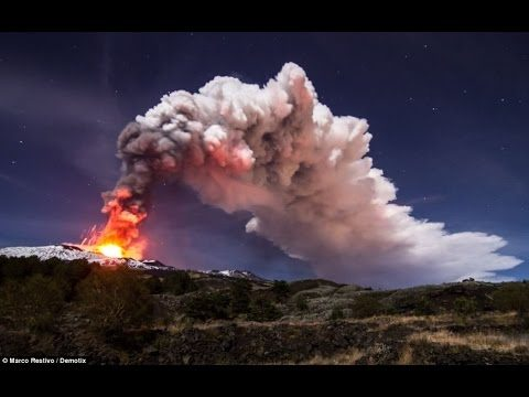 Etna Volcanic Ash Advisory & World Begins Transition to Indoor Agriculture (324)