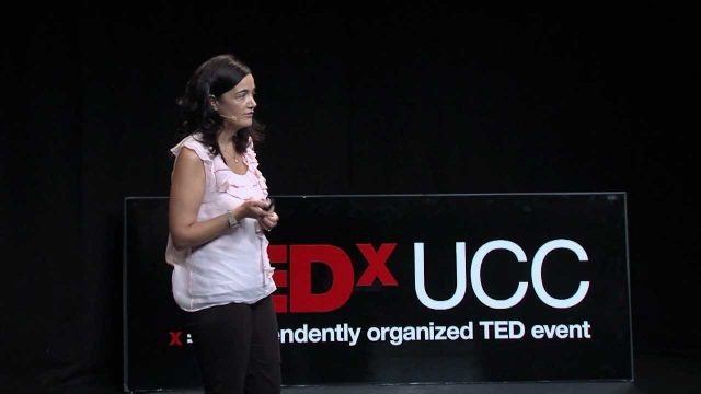 Cork — city of health, city of the future: Denise Cahill at TEDxUCC