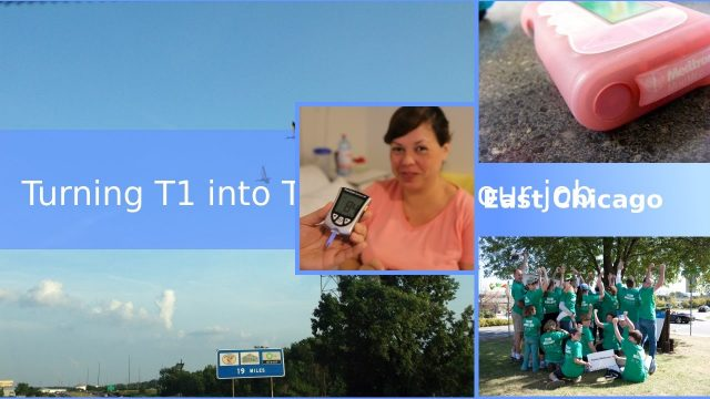 East Chicago Indiana/Current info/Controlling Type 1 Diabetes/JDRF influencing adults to with T1D