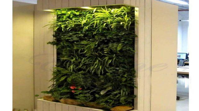 Garden Vertical Planter Multi Pocket Wall Mount Living Growing Bag Felt Ind
