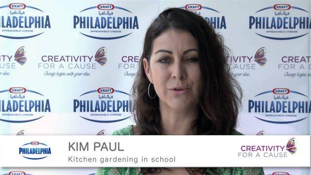 Kitchen Gardening in School – Kim Paul