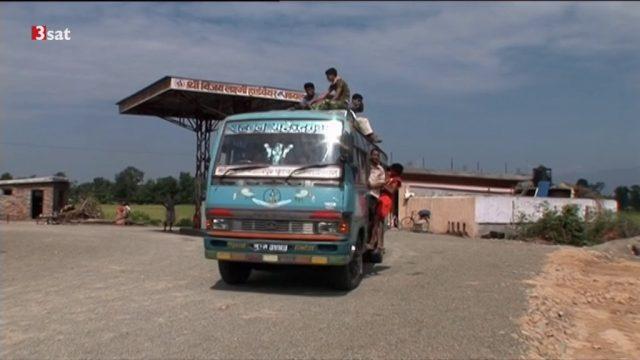 Abenteuer Linienbus (1/4) – Über das Dach der Welt [Doku]