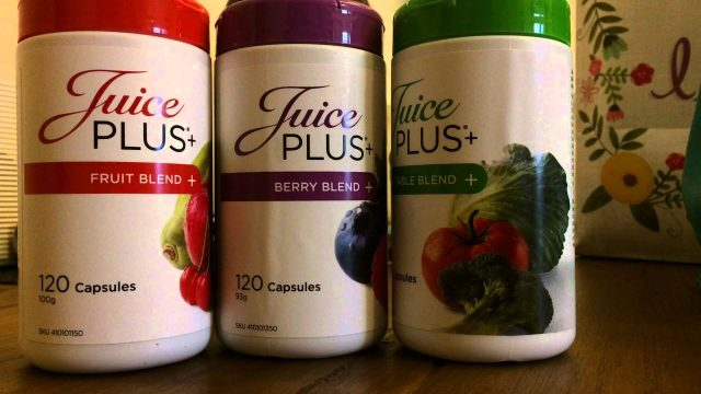 Juice Plus: The Premium Capsules Explained 😍🍒🍇