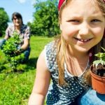 Good Project For Kids Is Gardening How To Do Which Are Best Plants To Grow  Children Gardening Tips