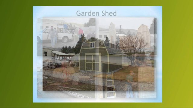 Master Gardeners' Community Education Garden