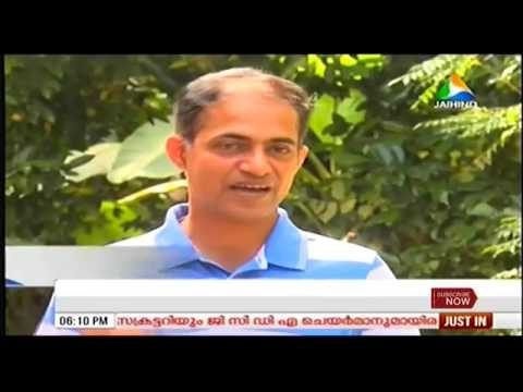 Wold's First Vertical Crab Fattening farm in Complete RAS at Vaikom Money Watch Jaihind News