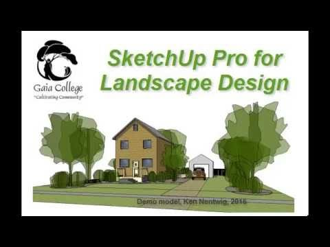 Video 60   3D Model from Site Plan