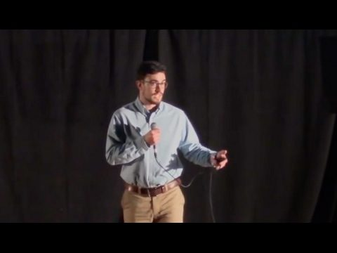 Drones in Agriculture: The Future of the Industry | Austin Deardorff | TEDxPurdueUSalon
