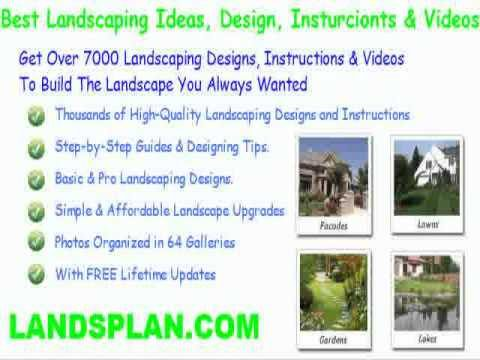 free landscape design classes online