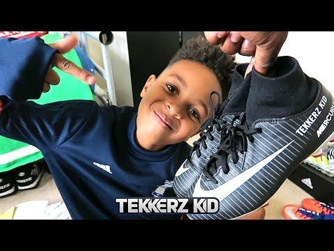 My Football Boots & Kit Collection that I Have NOT Showed You!! | A Typical Sunday Vlog!!
