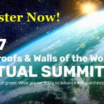 Invitation to the Greenroofs & Walls of the World Virtual Summit 2017 from Linda Velazquez