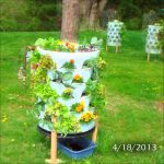 Garden Tower Time Lapse Spring 2013 Weekly Update