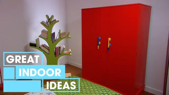 Kid's Budget Bedroom Makeover | Indoor | Great Home Ideas