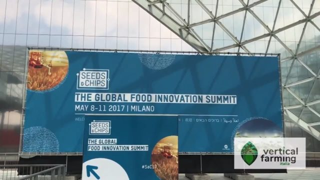 Vertical Farming Italia @Seeds&Chips 2017, pt 1